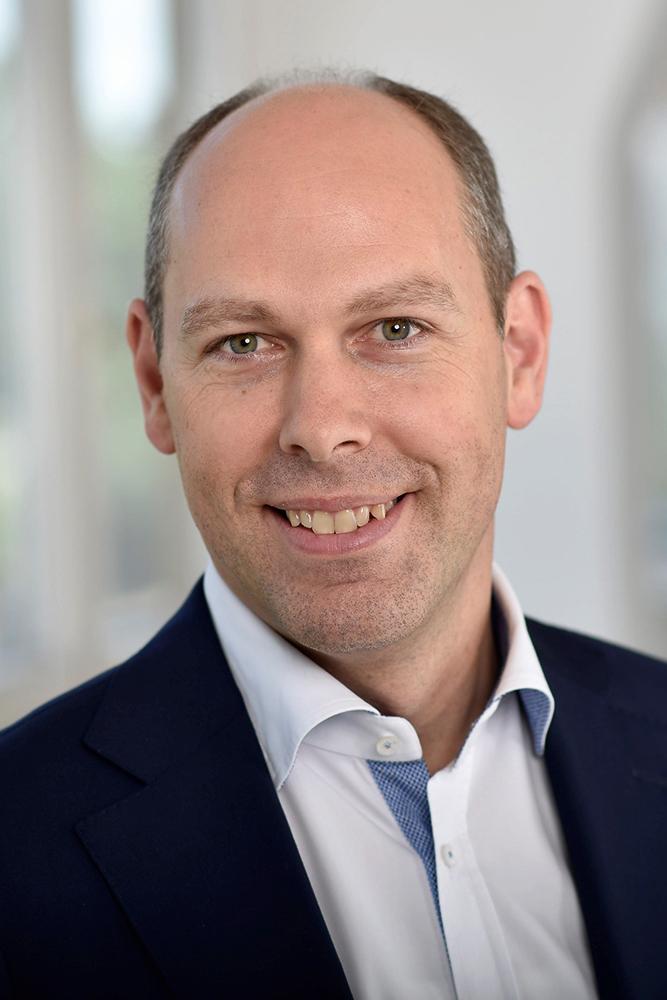 Dr. Peter Schreiner, Vorsitzender der Geschäftsführung bei GEHE