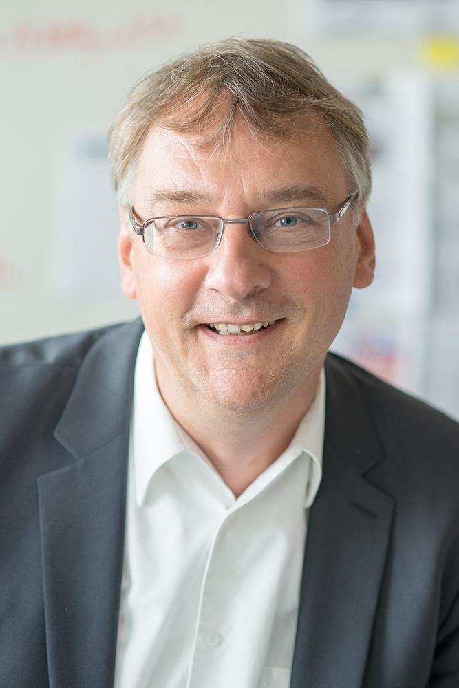 Rüdiger Scharf, Leiter Public Relations / Pressesprecher bei der DAK-Gesundheit